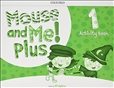Mouse and Me Plus 1 Activity Book
