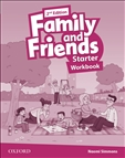 Family and Friends Starter Second Edition Workbook...
