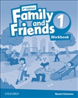 Family and Friends 1 Second Edition Workbook Classroon...