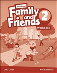 Family and Friends 2 Second Edition Workbook Classroon...