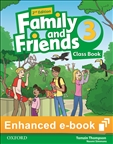 Family and Friends 3 Second Edition Student's Classroon...