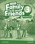 Family and Friends 3 Second Edition Workbook Classroon...