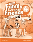 Family and Friends 4 Second Edition Workbook Classroon...