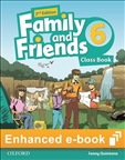 Family and Friends 6 Second Edition Student's Classroon...