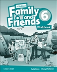 Family and Friends 6 Second Edition Workbook Classroon...