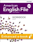 American English File Third Edition Starter Worbook eBook