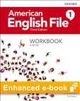American English File Third Edition 1 Worbook eBook
