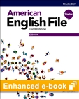 American English File Third Edition Starter Student's eBook