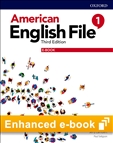 American English File Third Edition 1 Student's eBook
