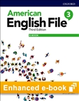 American English File Third Edition 3 Student's eBook