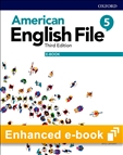 American English File Third Edition 5 Student's eBook