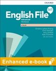 English File Advanced Fourth Edition Workbook without Key eBook Code