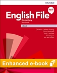 English File Elementary Fourth Edition Workbook without Key eBook Code