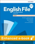 English File Pre-intermediate Fourth Edition Workbook...