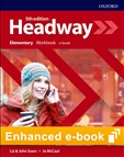 Headway Elementary Fifth Edition Workbook without Key eBook