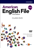 American English File Third Edition Starter Class DVD