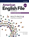 American English File Third Edition Starter A Multipack