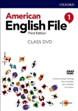 American English File Third Edition 1 Class DVD