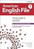 American English File Third Edition 1 Teacher's Book Pack