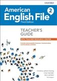 American English File Third Edition 2 Teacher's Book Pack