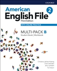 American English File Third Edition 2B Multipack