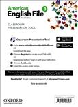 American English File Third Edition 3 Classroom...
