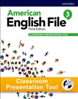 American English File Third Edition 3 Student's...