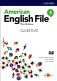 American English File Third Edition 3 Class DVD