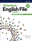 American English File Third Edition 3 Student's Book Pack