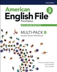 American English File Third Edition 3B Multipack