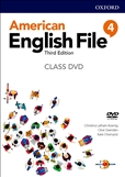 American English File Third Edition 4 Class DVD