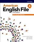 American English File Third Edition 4 Student's Book Pack