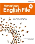 American English File Third Edition 4 Workbook