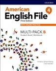 American English File Third Edition 4B Multipack