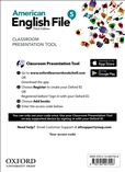 American English File Third Edition 5 Classroom...