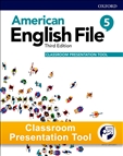 American English File Third Edition 5 Student's...