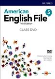 American English File Third Edition 5 Class DVD