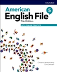 American English File Third Edition 5 Student's Book Pack