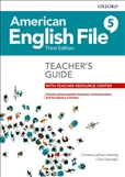 American English File Third Edition 5 Teacher's Book Pack