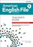 American English File Third Edition 5 Teacher's Book Pack