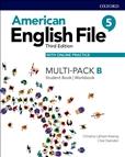 American English File Third Edition 5B Multipack