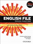English File Elementary Third Edition Student's Book...