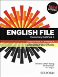 English File Elementary Third Edition Student's Book A...