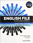 English File Pre-intermediate Third Edition Student's...