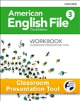 American English File Third Edition 3 Workbook...