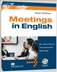 Meetings in English with Audio CD