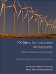400 Ideas for Interactive Whiteboards Book