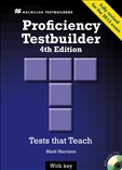 Proficiency Testbuilder with Answer Key and Audios CDs Fourth Edition