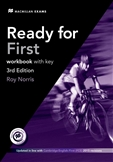 Ready for First Third Edition Workbook with Key and...