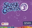 Story Central 3 Class Audio CD